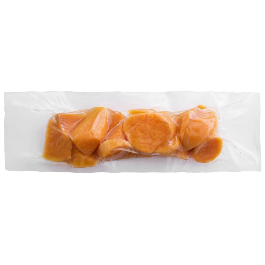 Sødekartofler Sous-Vide